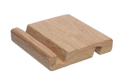 Деревянная подставка для смартфона или планшета_фото 1