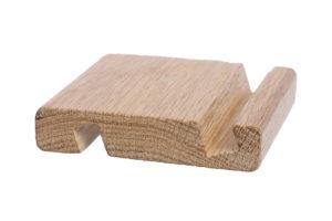 Деревянная подставка для смартфона/планшета_фото 2